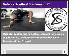 X Needs Your Vote – FedEx Small Business Grant – $25,000