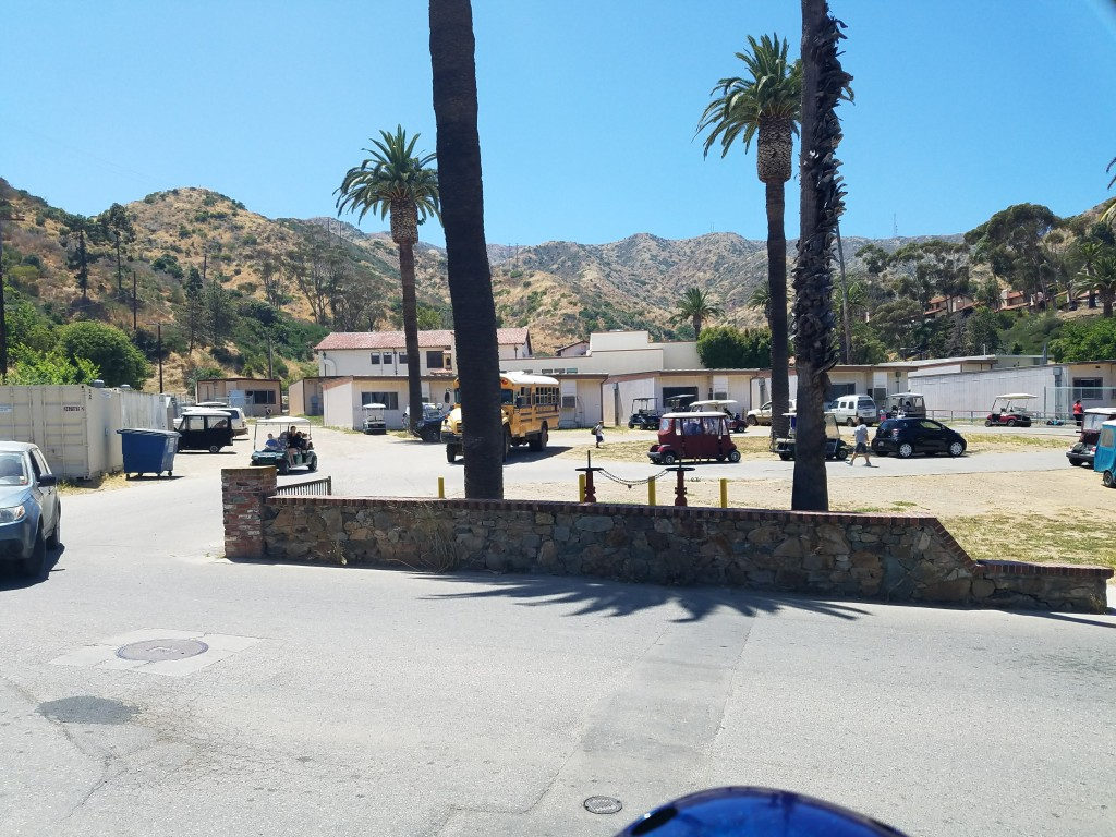 Catalina Island School Yard
