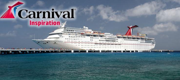 Carnival Inspiration Cruis