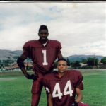 Xavier Smith and Brother Tee
