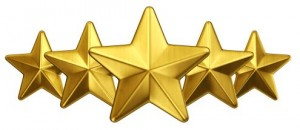 5 stars rating for best personal trainer in Queen Creek