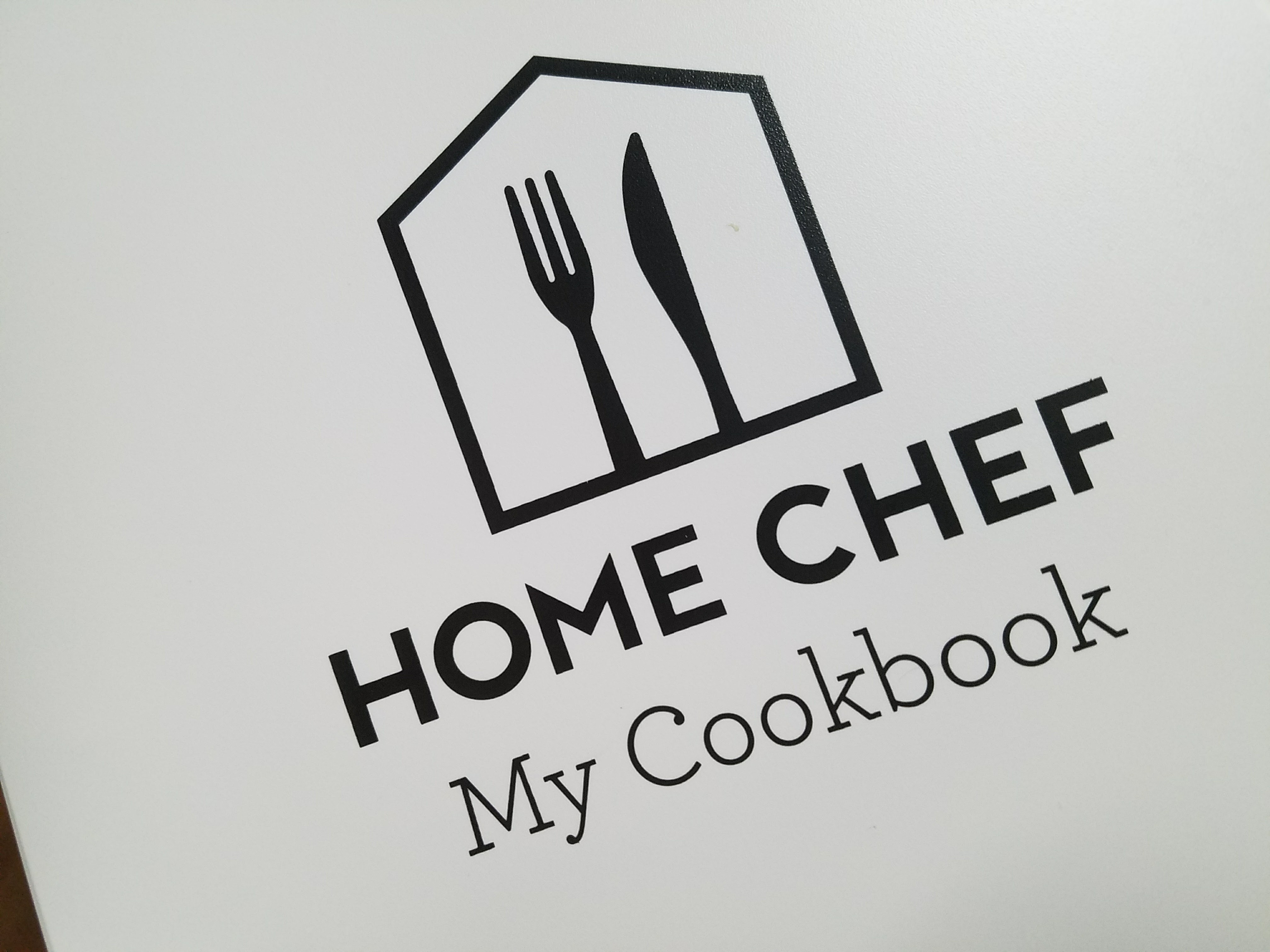 Home Chef Cook book