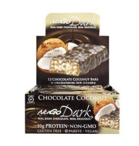 Vitacost Nugo Dark Chocolate