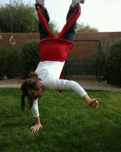 yoga body trapeze